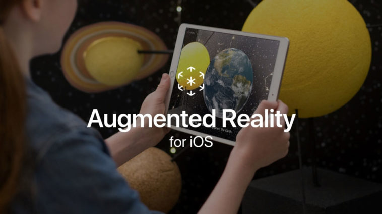 Apple Augmented Reality Website