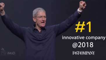 Apple Most Innovative Company Fast Company