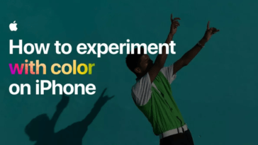 Apple Video Color Levels On Iphonephotos App