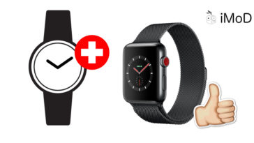 Apple Watch Beats Swiss Watch Q4 2017