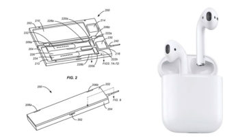 Apple Watch Charging Case Patent