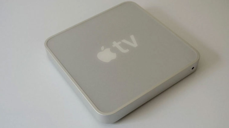 Apple Tv 1st Gen 1