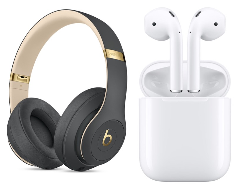 Beats Studio3 Airpods