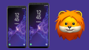 Galaxy S9 Animoji
