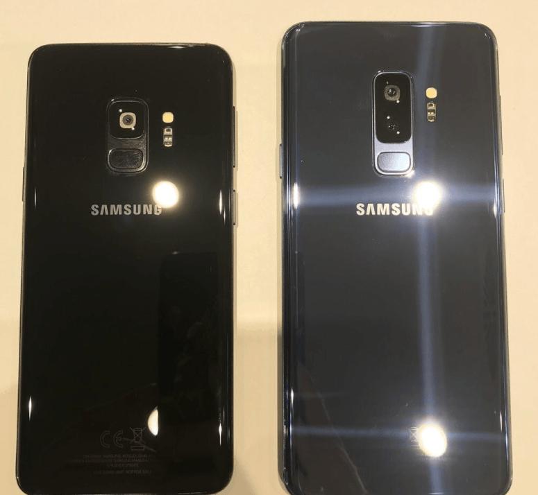 Galaxy S9 S9 Plus Device Photo 4