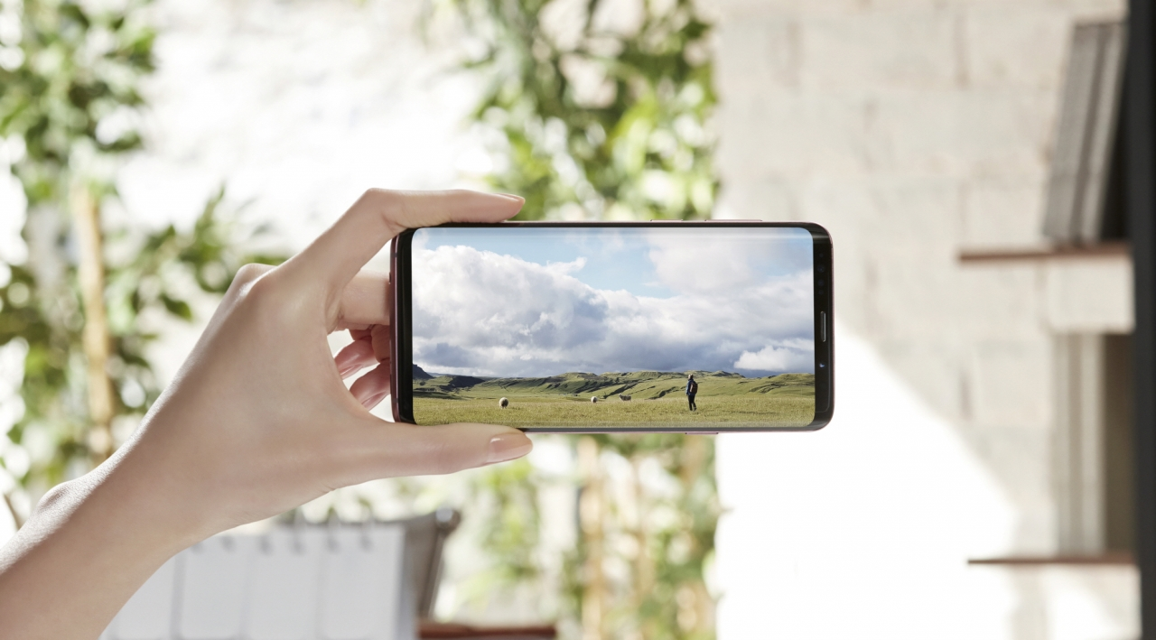 Galaxy S9 S9 Plus Img Video Promote 3