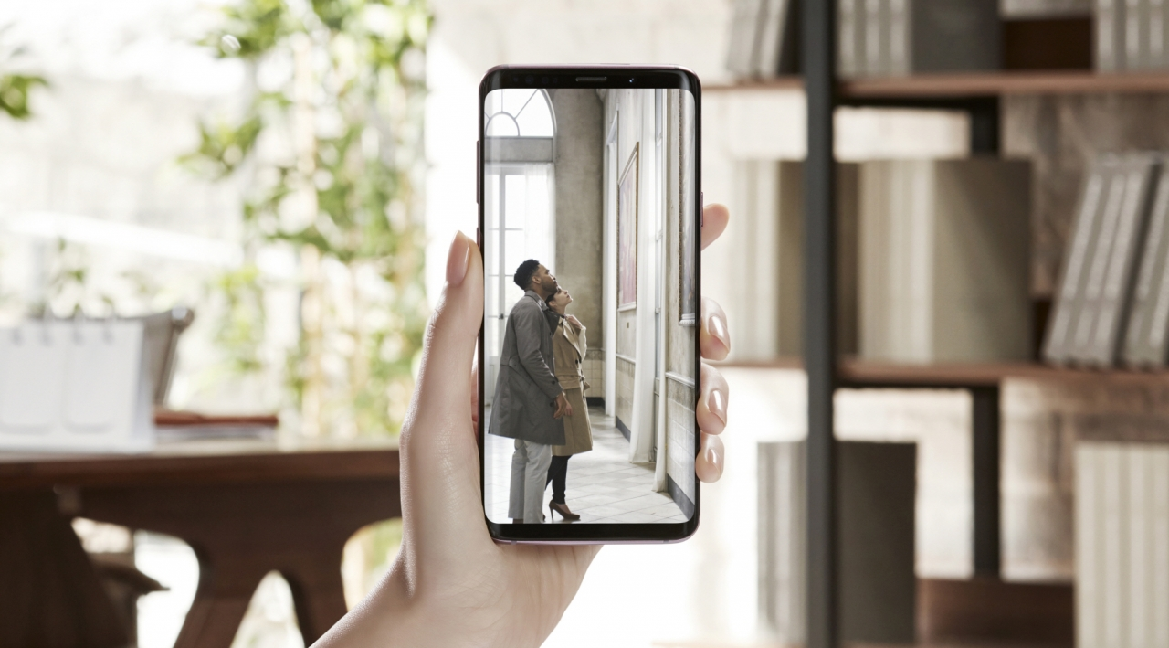 Galaxy S9 S9 Plus Img Video Promote 4