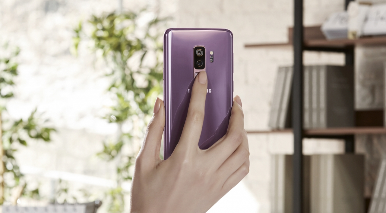 Galaxy S9 S9 Plus Img Video Promote 5