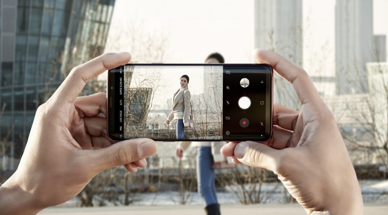 Galaxy S9 S9 Plus Img Video Promote 8