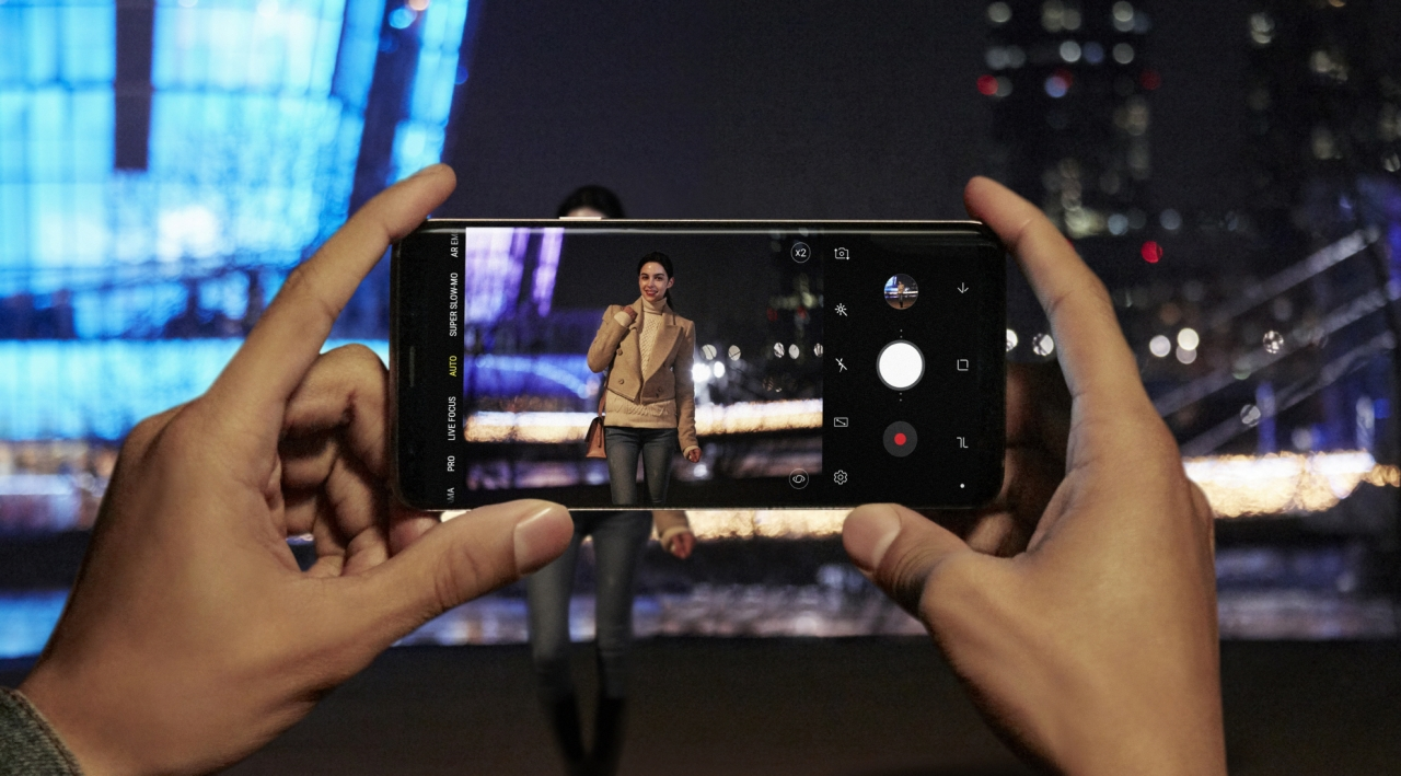Galaxy S9 S9 Plus Img Video Promote 9