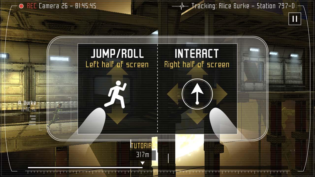 Game Allislost Control