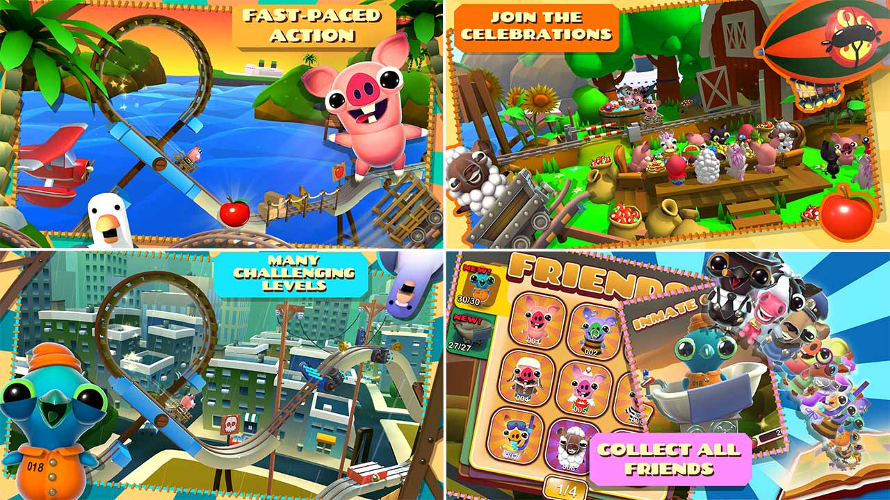 Game Baconescape Content5
