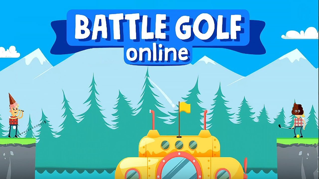 Game Battlegolfonline Cover