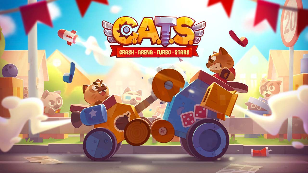 Game Cats Cover