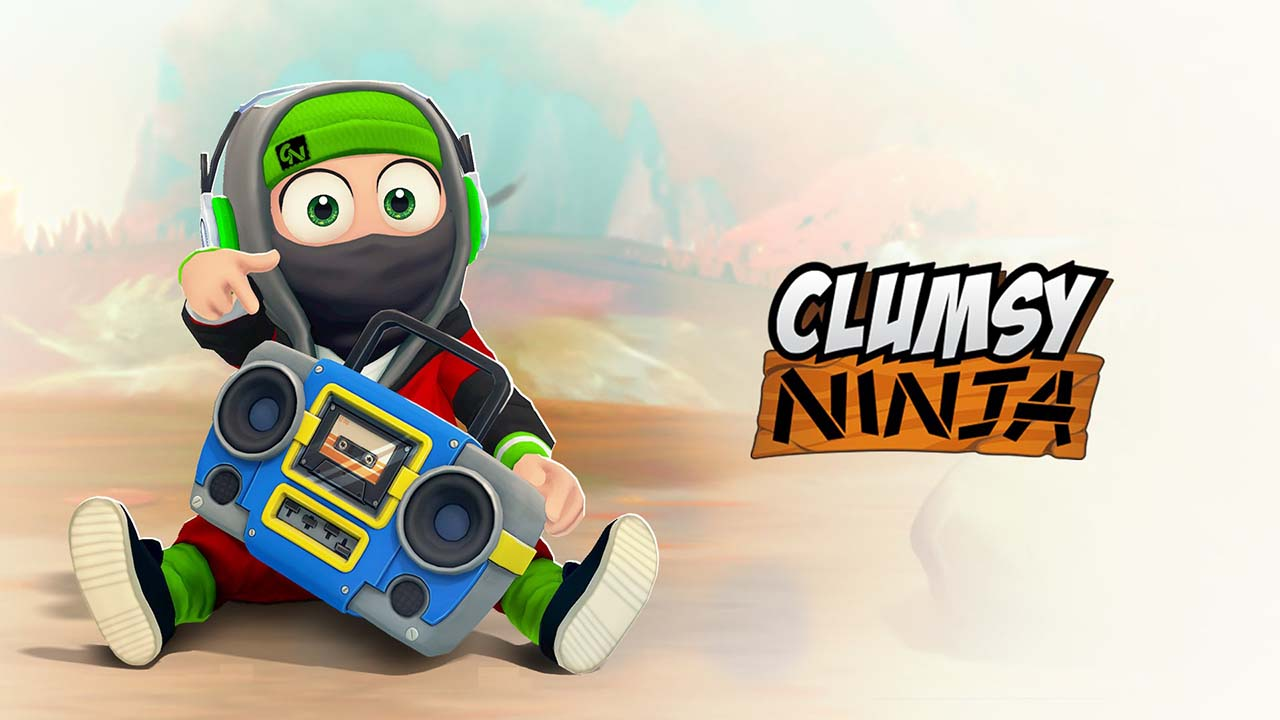 Game Clumsyninja Cover