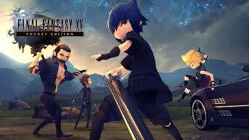 Game Finalfantasyxvpocketedition Cover