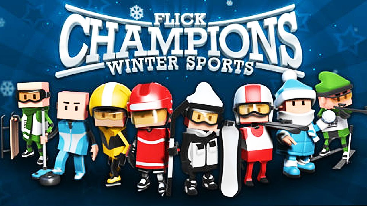 Game Flickchampionswintersports Cover