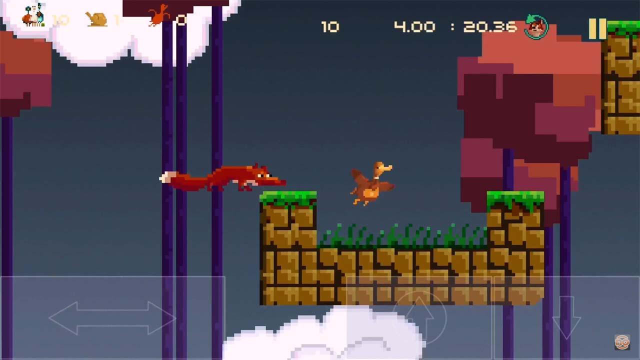 Game Foxeatschicks Cover