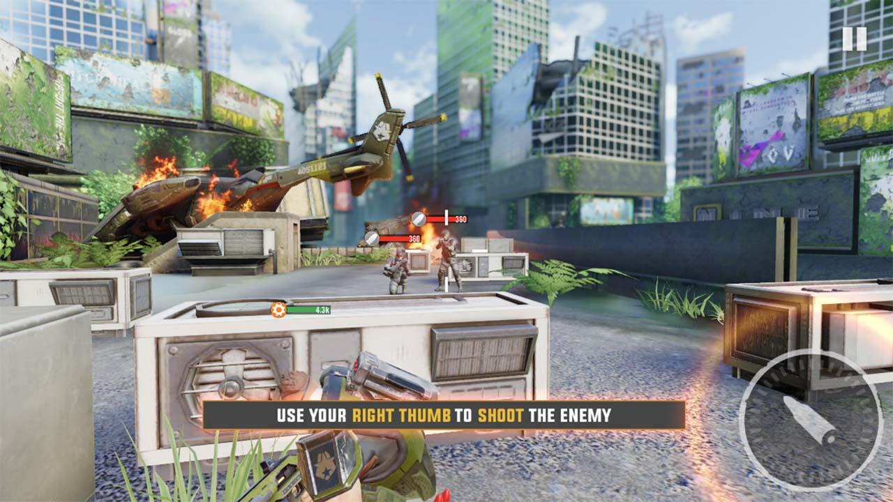 Game Herohunters Control2