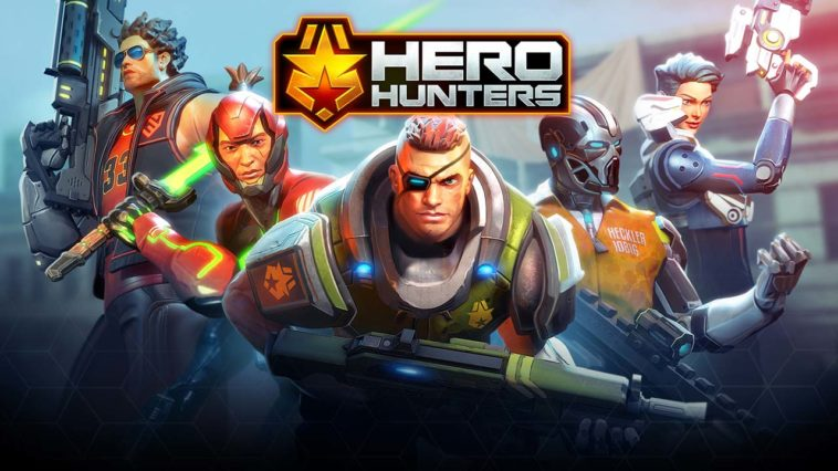 Game Herohunters Cover
