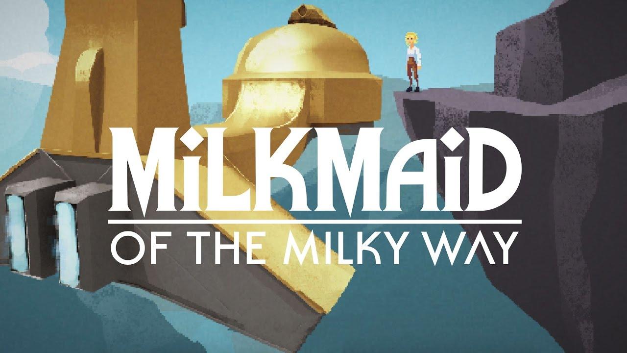 Game Milkmaidofthemilkyway Cover