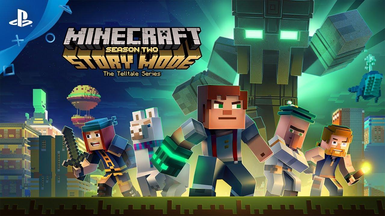 Game Minecraftstorymodeseason2 Cover