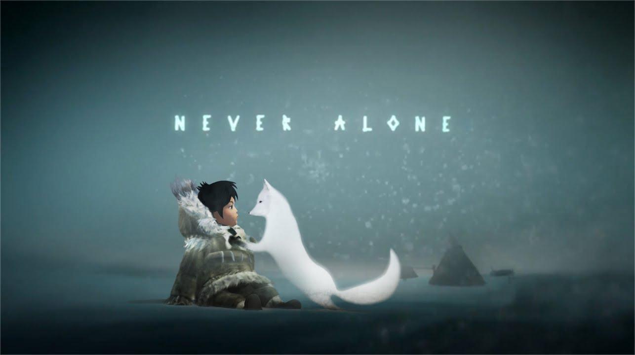 Game Neveralone Cover