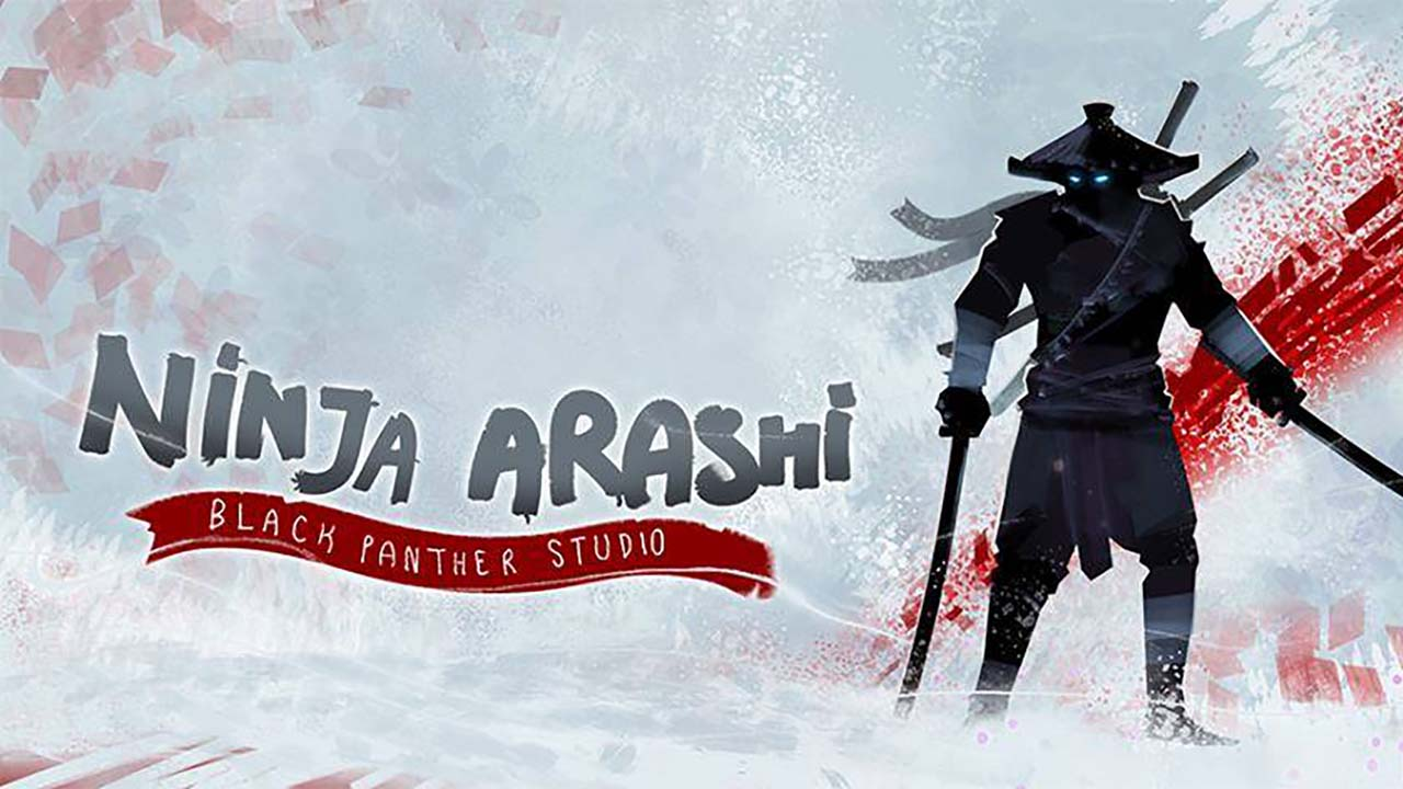 Game Ninjaarashi Cover