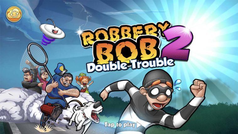 Game Robberybob2 Cover2
