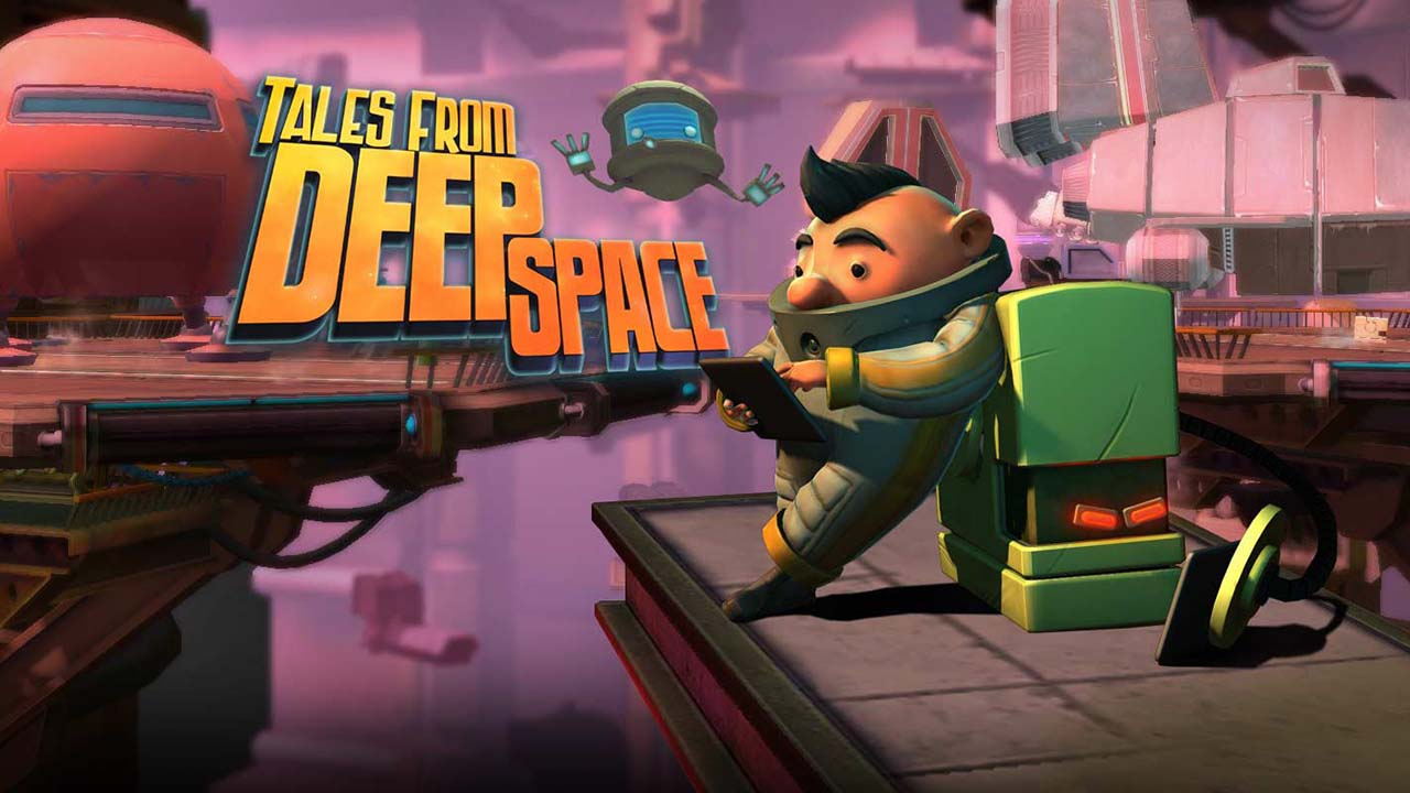 Game Talefromdeepspace Cover