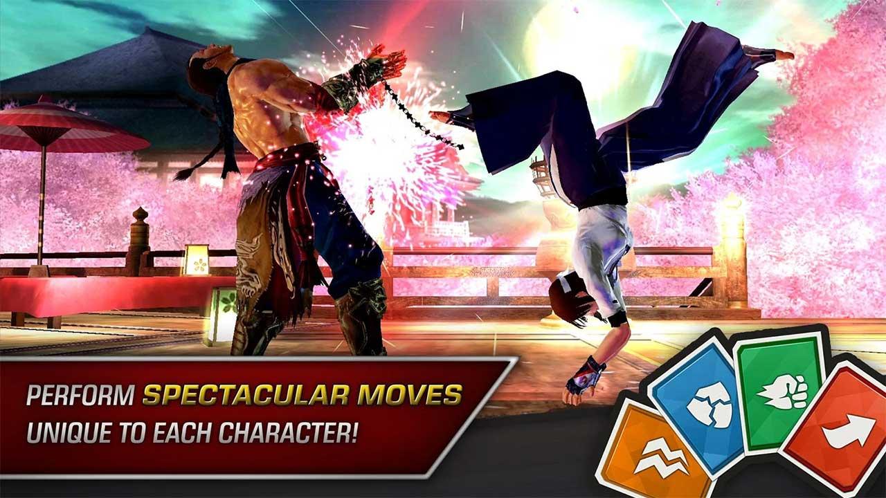 Game Tekken Content1