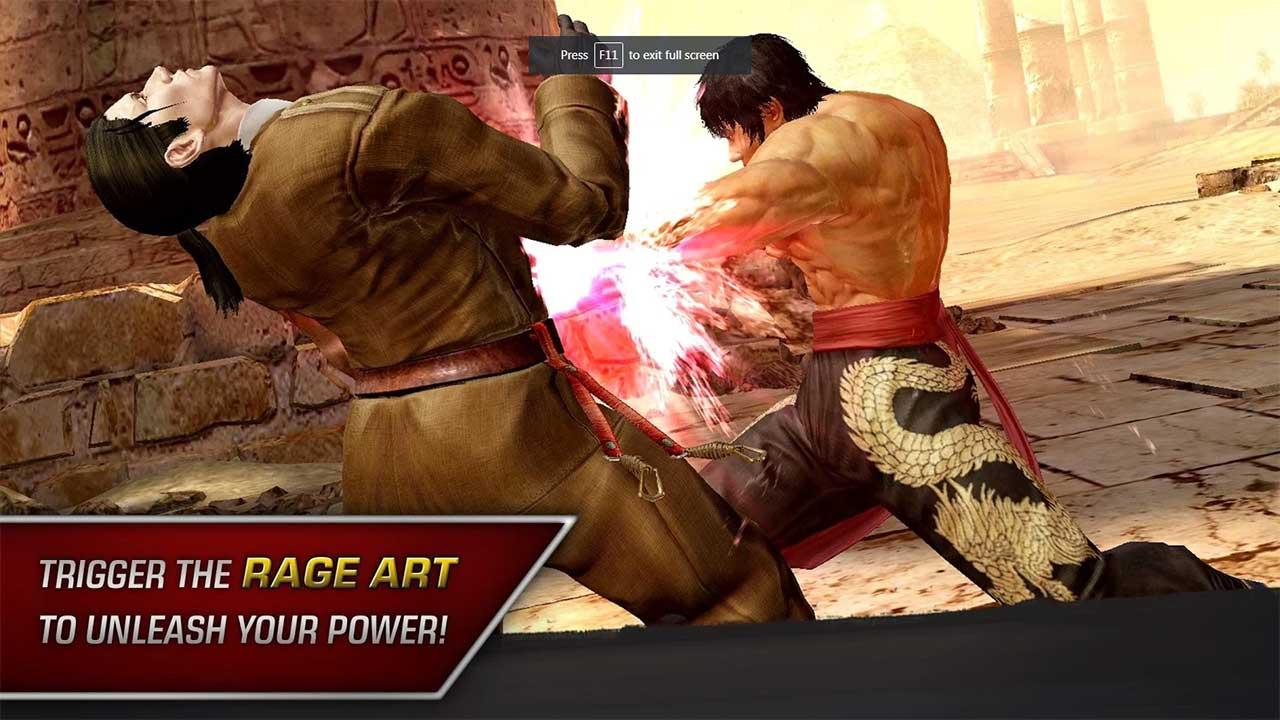 Game Tekken Content2