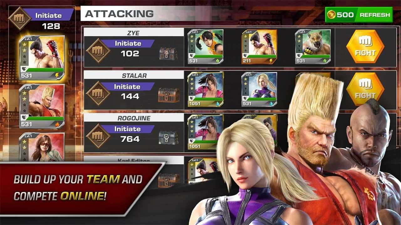 Game Tekken Content4