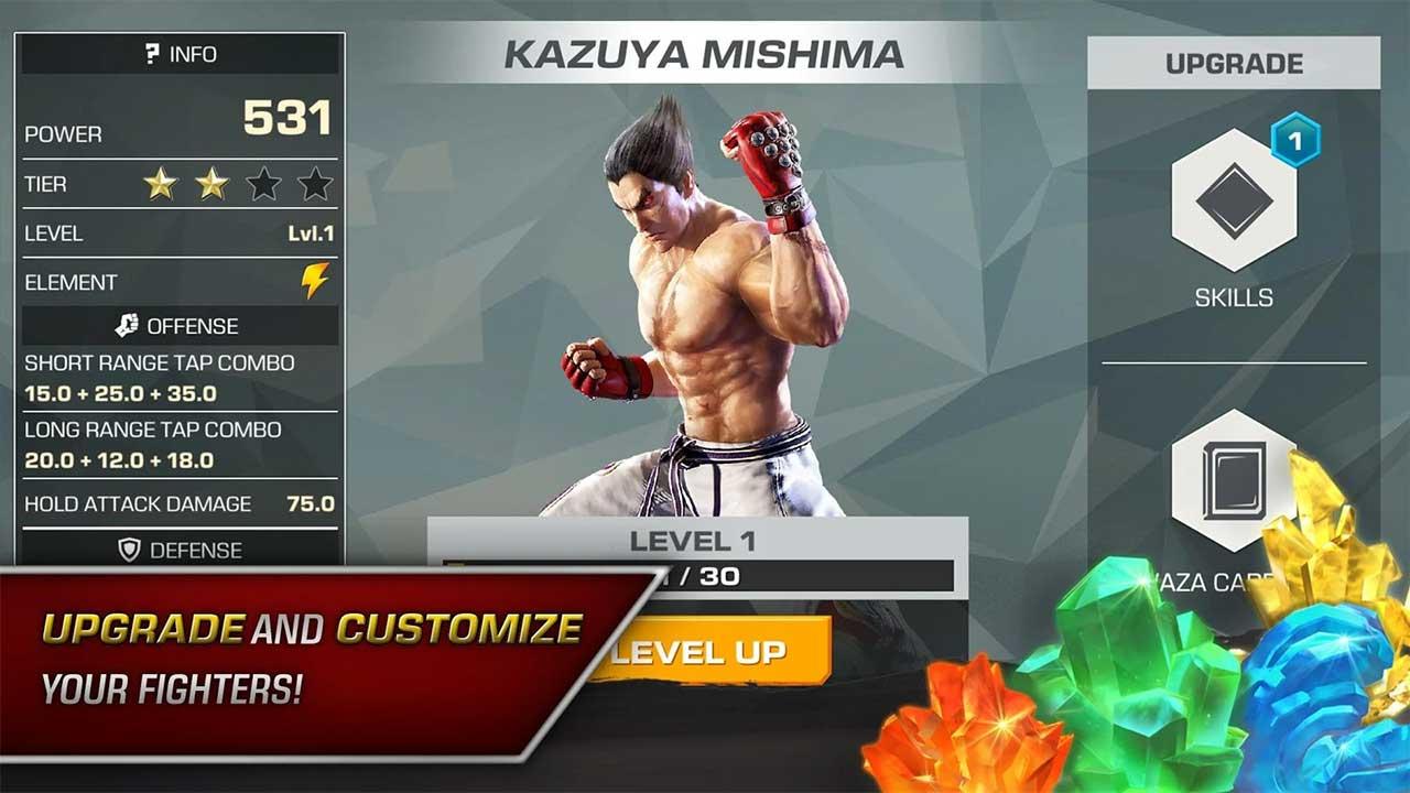 Game Tekken Content5