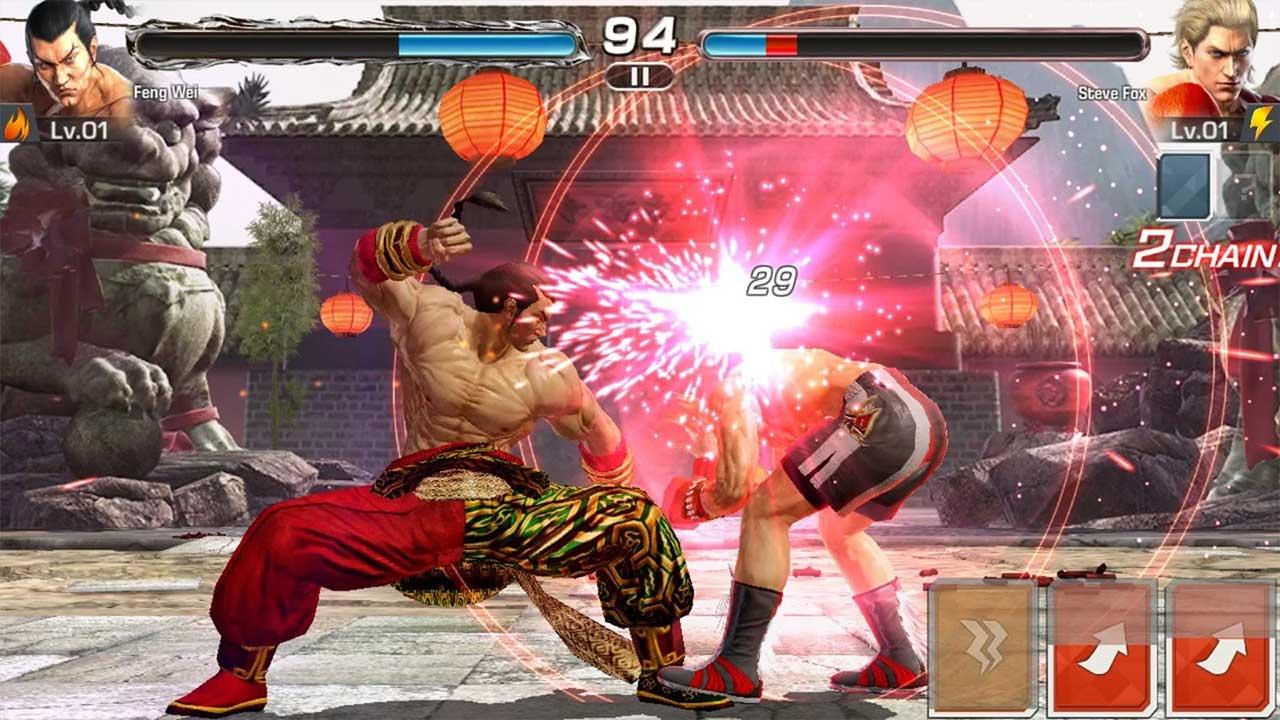 Game Tekken Content6