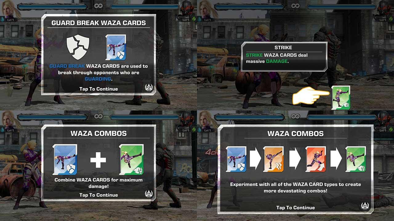 Game Tekken Howto3