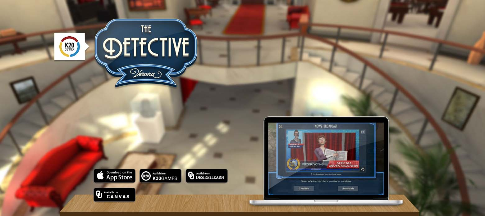 Game Thedetectiveverona Cover