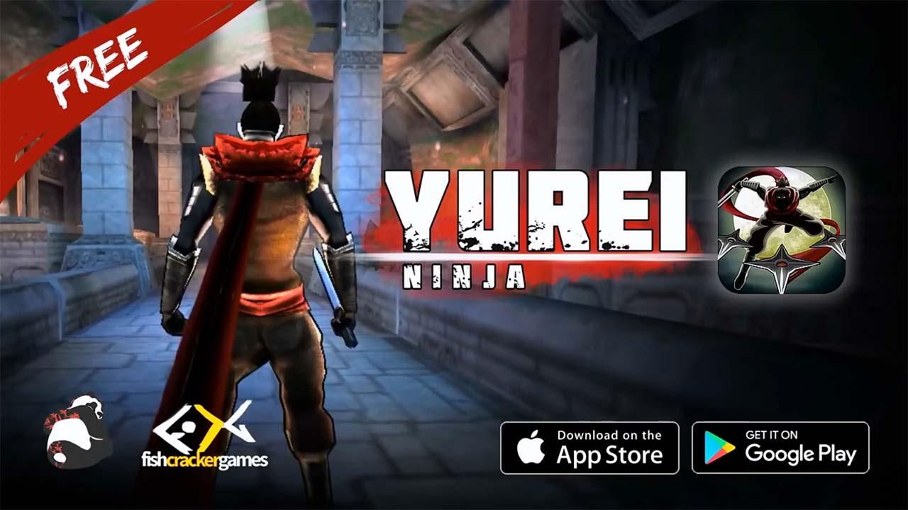 Game Yureininja Cover