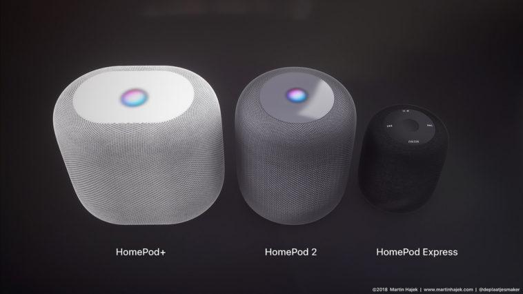 Homepod 2 Render Concept 17