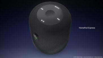 Homepod 2 Render Concept 27