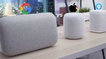Homepod Google Home Max Sonos One Ai Compare