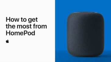 Homepod Video