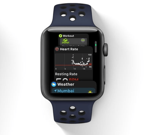 How To Show Favorite Apps Dock On Apple Watch 1