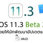 Ios 11 3 Beta 3 Seed