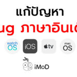 Ios Watchos Tvos Macos Fix Bug Indian Character