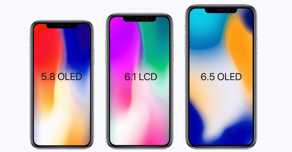 Iphone 2018 Design
