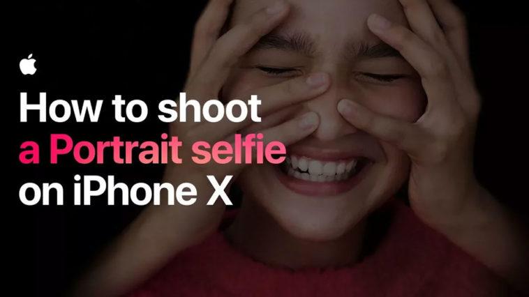 Iphone X Ad