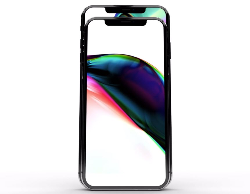 Iphone X Plus 2018 Renders 3