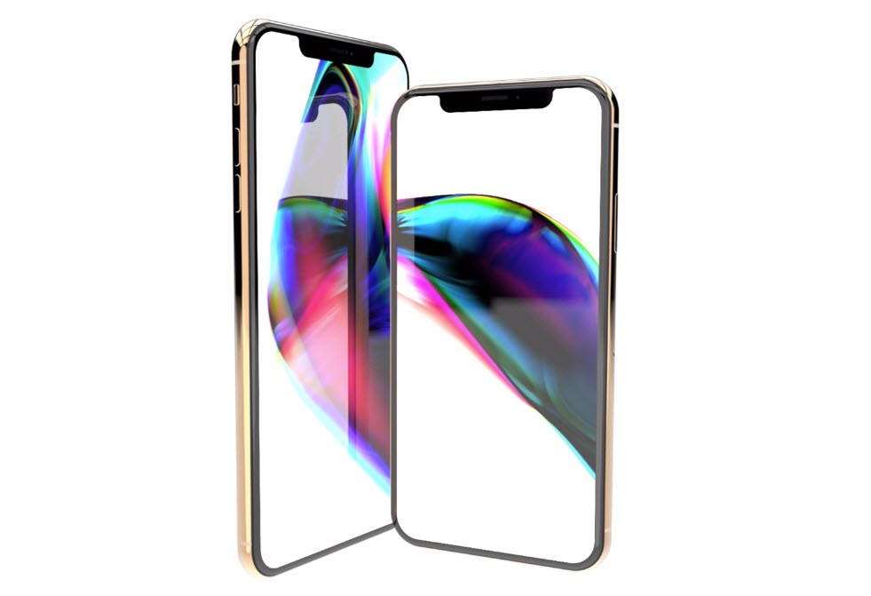 Iphone X Plus 2018 Renders 5