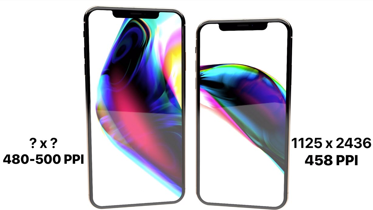 Iphone X Plus 2018 Renders 7